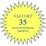 Valcort 35 logo