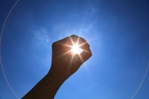 Mission, capture the sun